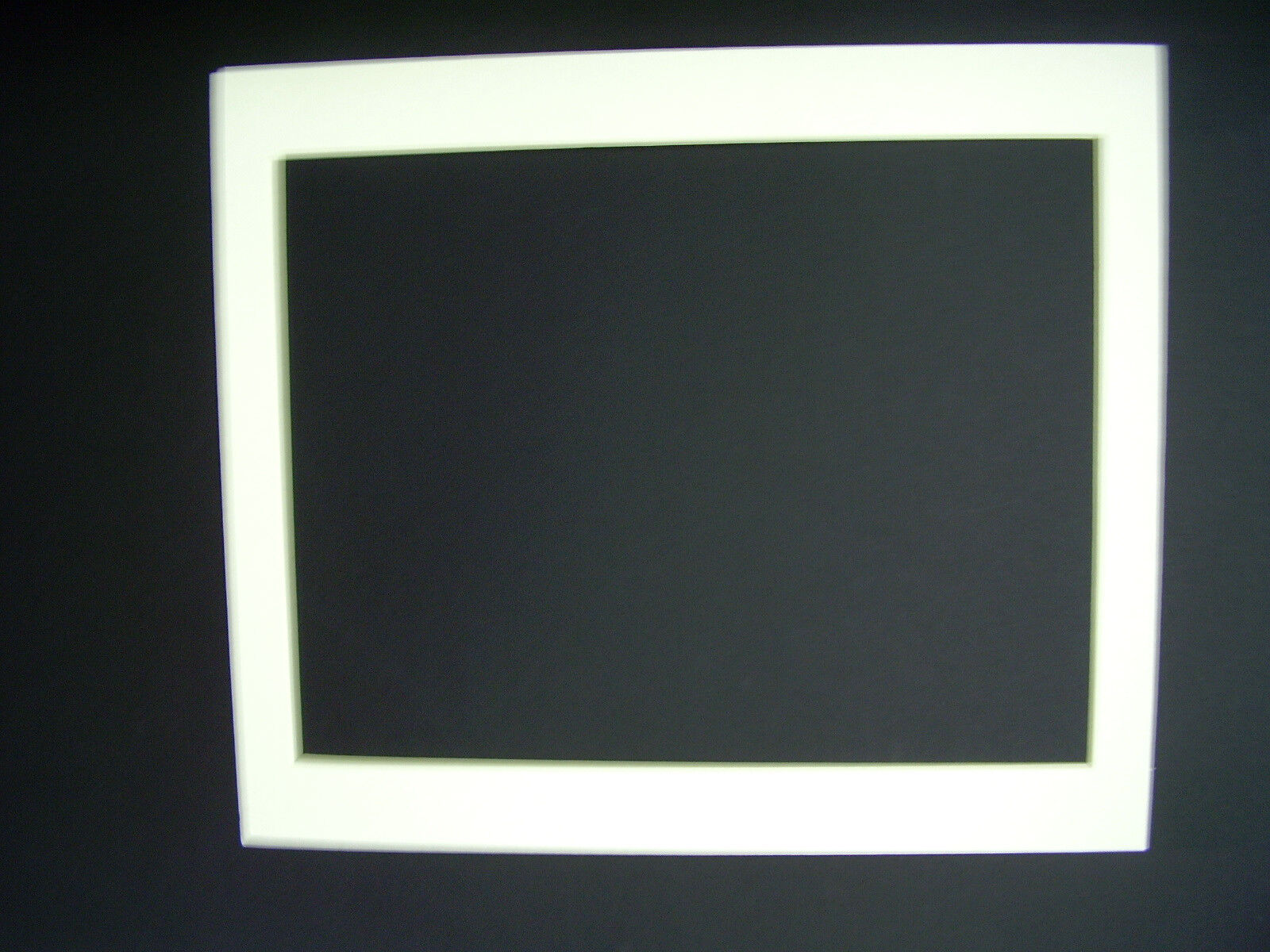 Picture frame mat ivory 11x13 for 85 x 1125 photo or document brand new lowest price jeuxipadfo Image collections
