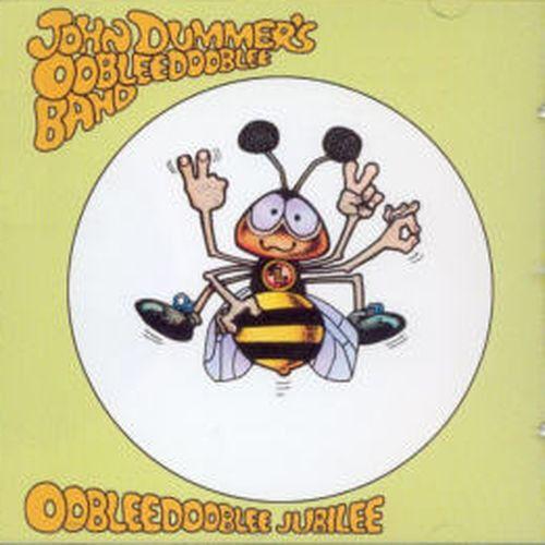 """John Dummer: """"Oobleedooblee Jubilee""""  (CD)"""