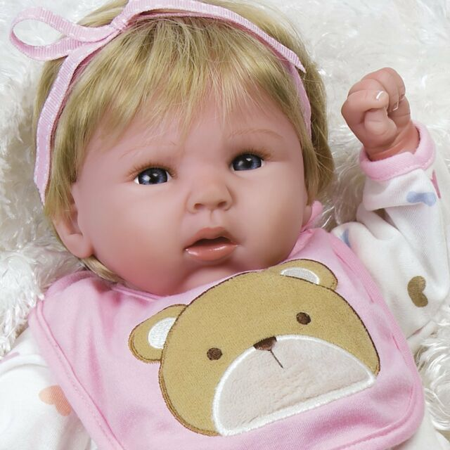 Paradise Galleries 19 Inch Baby Doll Realistic Lifelike
