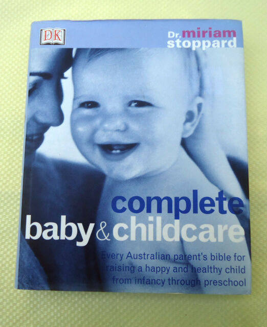 Complete Baby & Childcare *Book by Dr. Miriam Stoppard