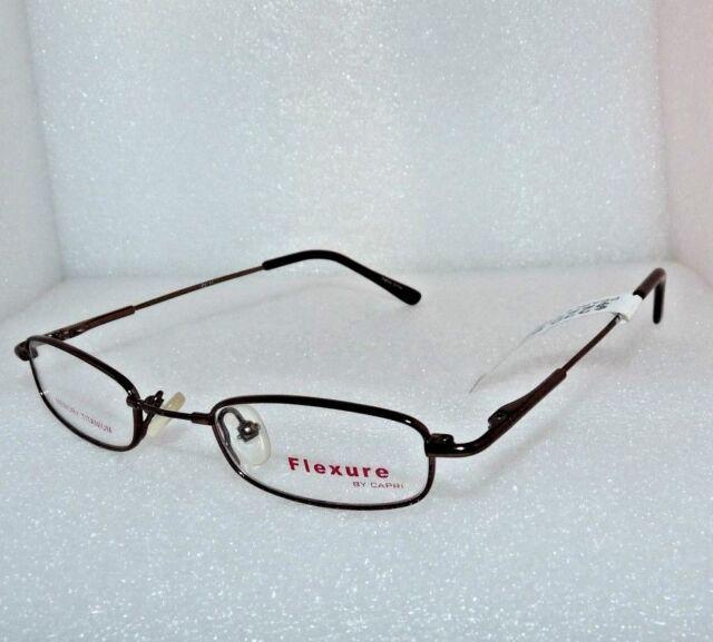 Capri Optics Flexure FX21 Eyeglasses Glasses Frames 41-18-125 ...