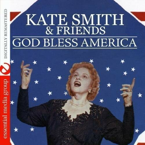 Kate Smith, Kate Smith & Friends - God Bless America [New CD] Manufactured On De