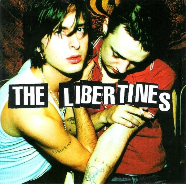 THE LIBERTINES SELF TITLED SECOND ALBUM NEW SEALED VINYL LP IN STOCK