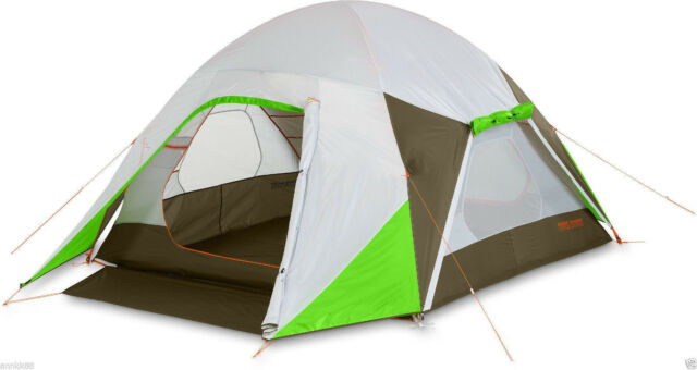 NWT Eddie Bauer First Ascent Olympic Dome 4 Person Tent Green Retail $299  sc 1 st  eBay & Eddie Bauer First Ascent Olympic Dome 4 Person Tent Green Retail ...