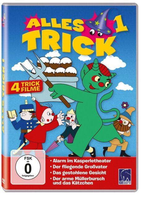 DVD *  ALLES TRICK 1  # NEU OVP &