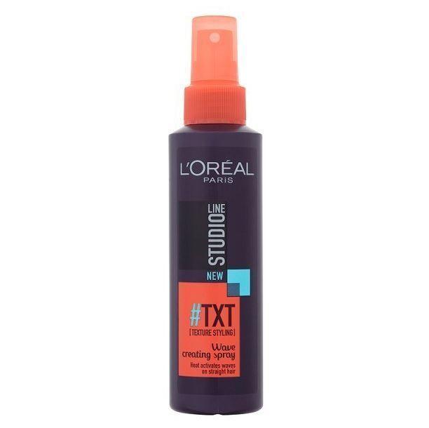 2 x L'oreal Paris Studio Line #TXT Texture Styling Wave Creating Spray  150ml
