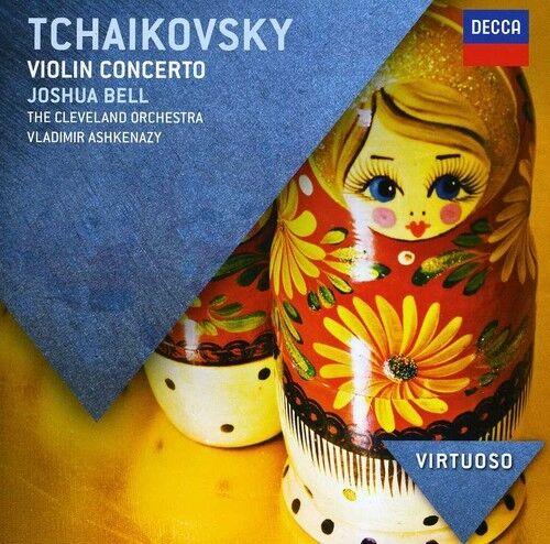 Joshua Bell - Violinkonsert/Serenade Melancolique [New CD] Germany - Import