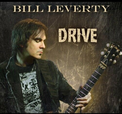 Bill Leverty - Drive [New CD]