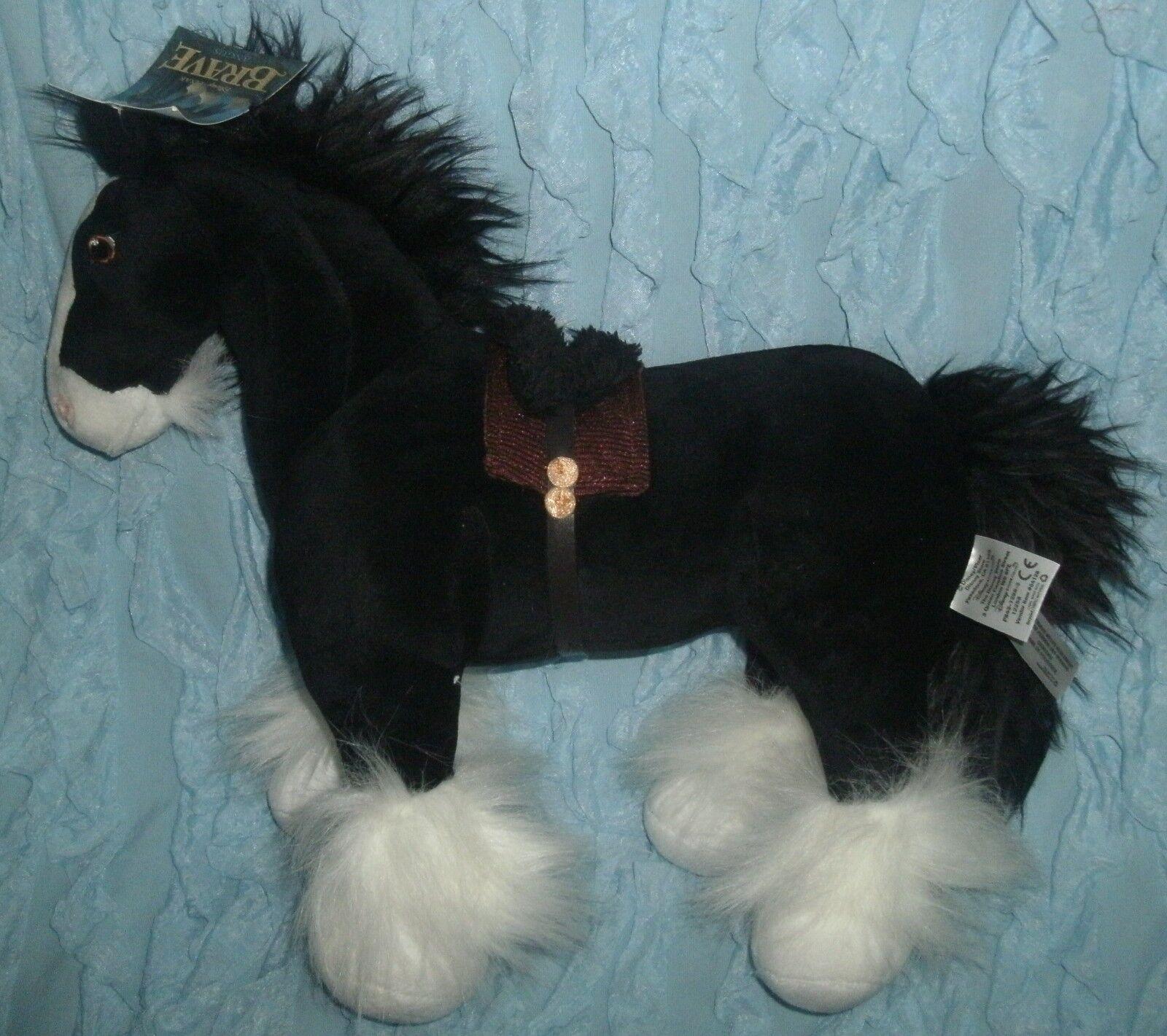 disney brave merida angus the horse plush - 14 high | ebay