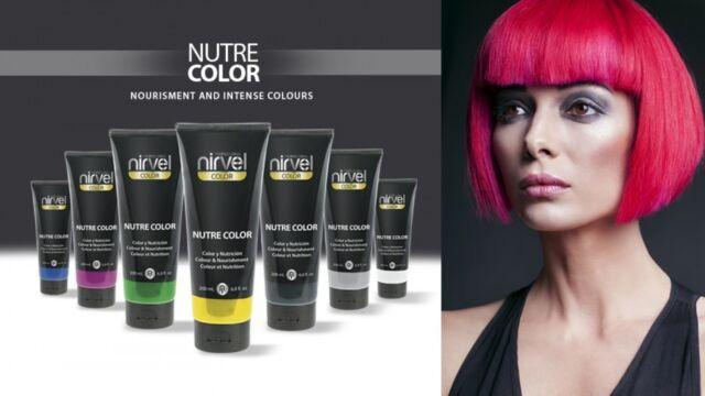 Artx Dark Aubergine Hair Color Dye Semi Permanent Instant Shine
