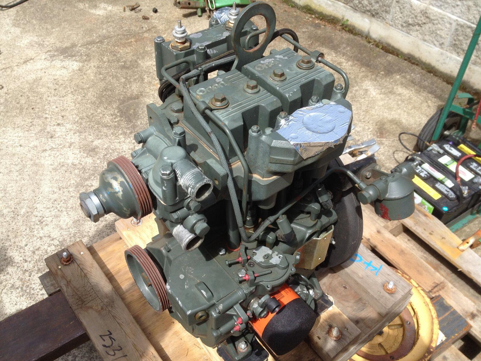 an Diesel Engine
