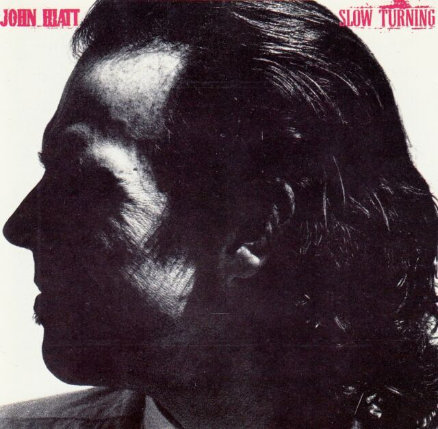 JOHN HIATT : SLOW TURNING / CD (A&M RECORDS 1988) - NEUWERTIG