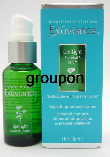 exuviance optilight essential 6 serum