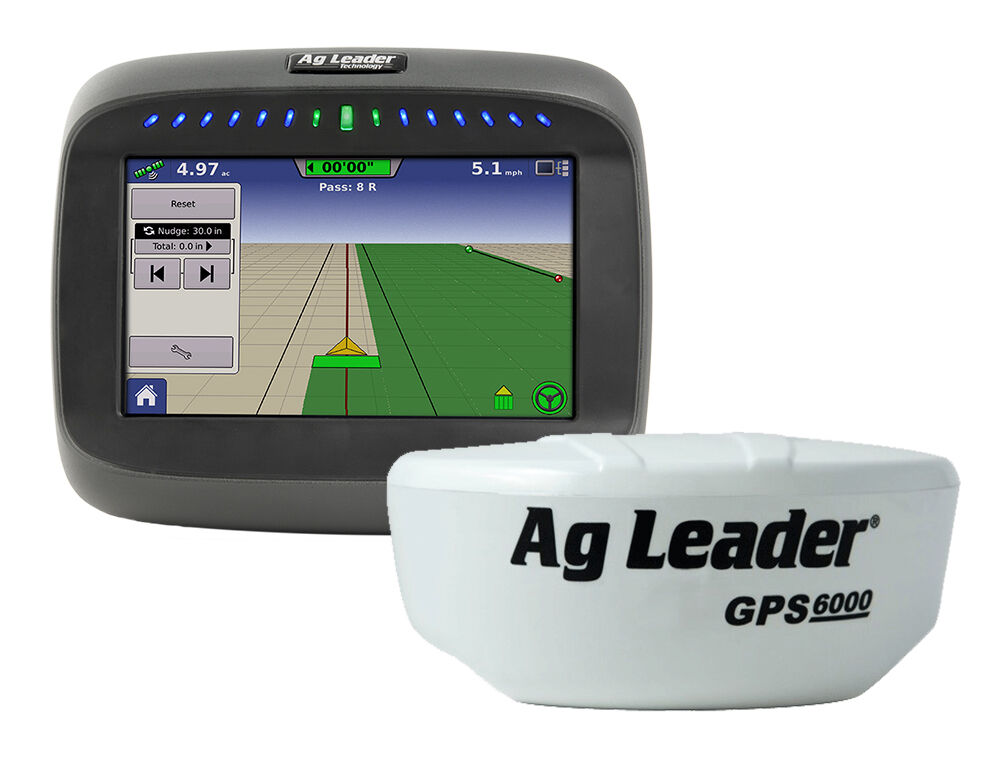 s l1600 ag leader gps & guidance equipment ebay ag leader integra wiring diagram at eliteediting.co