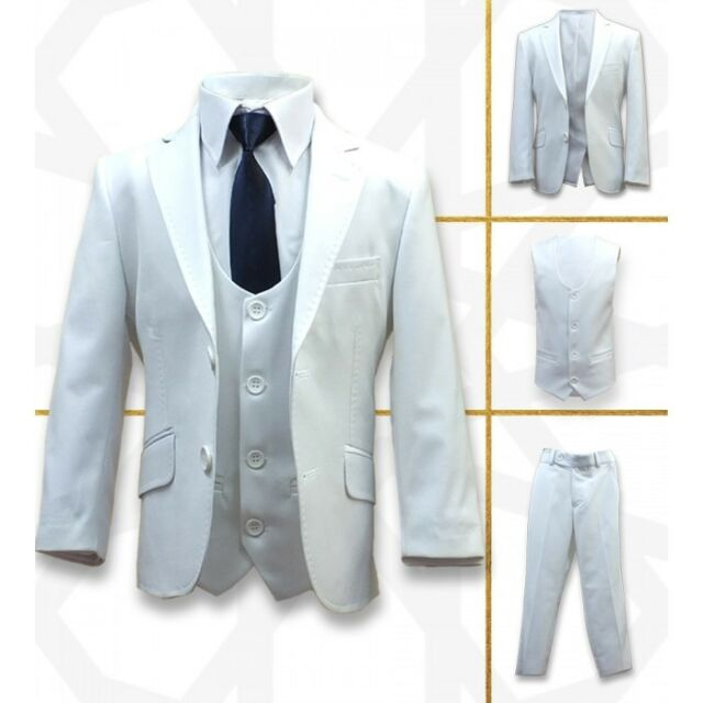 Sirri Slim Fit Formal Page Boy Suits Boys Wedding Prom Communion ...