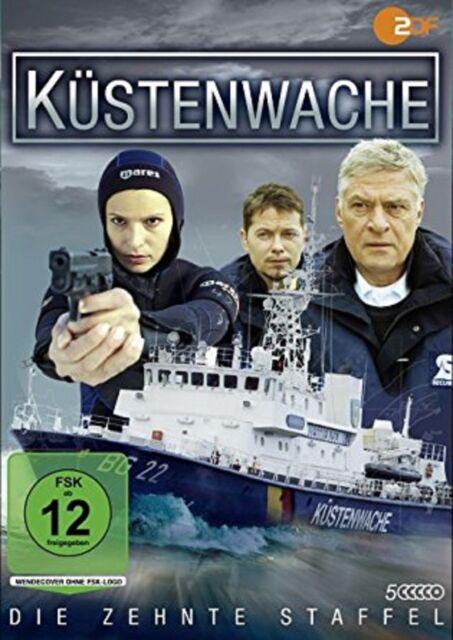 Küstenwache Staffel 10 NEU OVP 5 DVDs