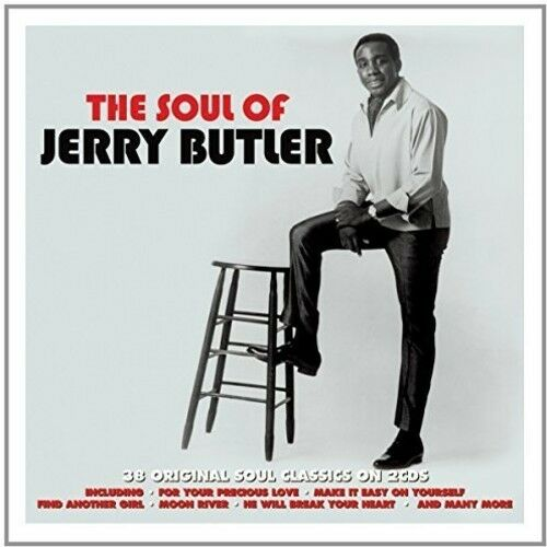 Jerry Butler - Soul of [New CD] UK - Import