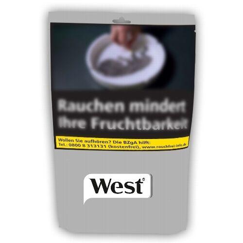 West Silver Volumen 160 Gramm Beutel Zigarettentabak / Tabak