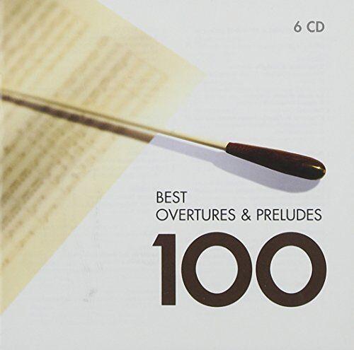 100 Best Overtures [CD]
