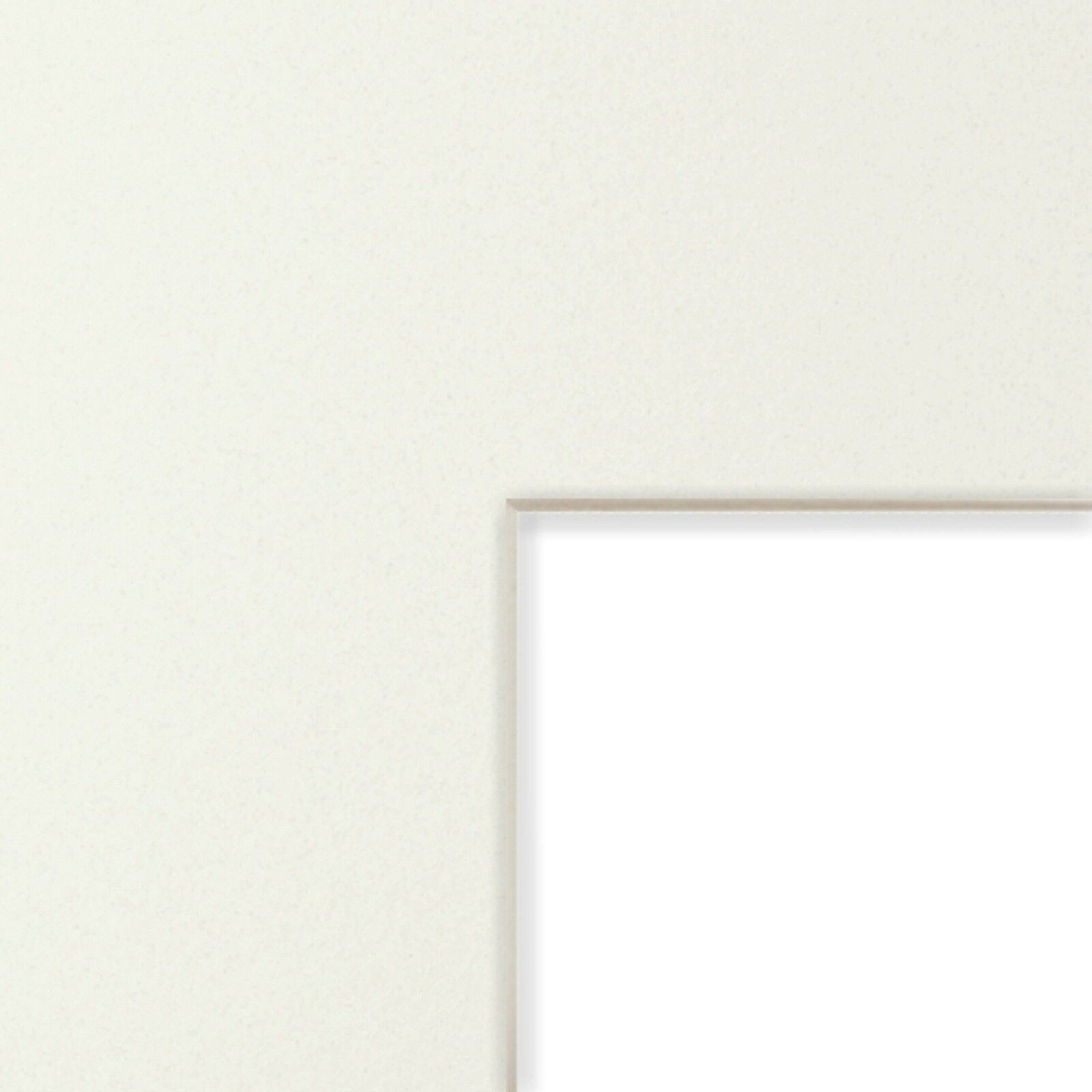 Craig Frames 16x20 Picture Frame Matting Cream Core Opening for ...