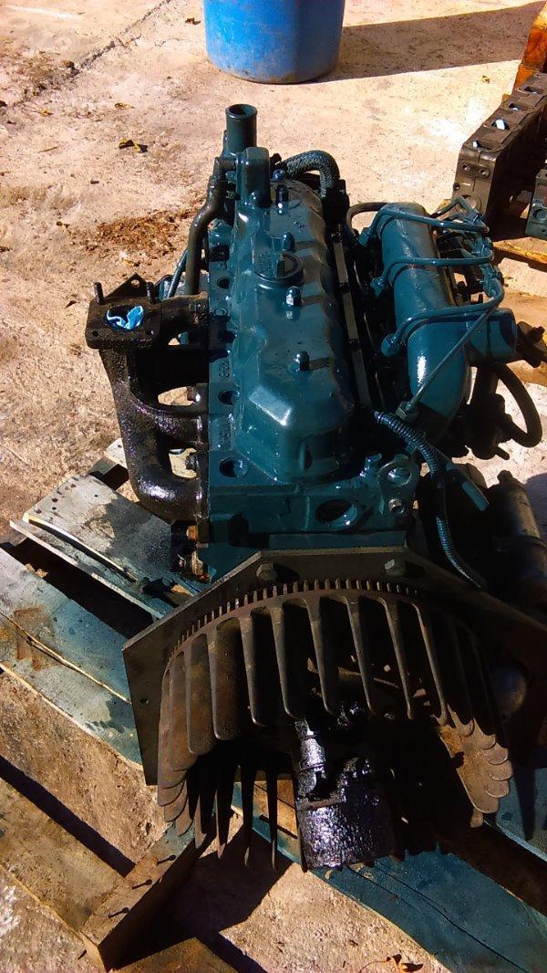 s l1600 bobcat engine ebay  at creativeand.co