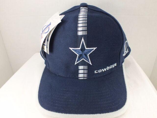 84d61c0e9 ... purchase new vintage 90s dallas cowboys nfl strapback cap hat new by  logo athletic 3950f 25c93