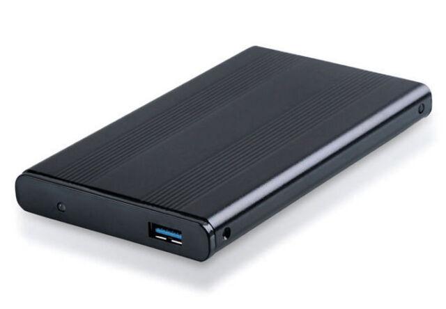 "1000GB 2,5"" externe Festplatte SAMSUNG HGST ALU HDD USB3.0 Notebook Computer 1TB"
