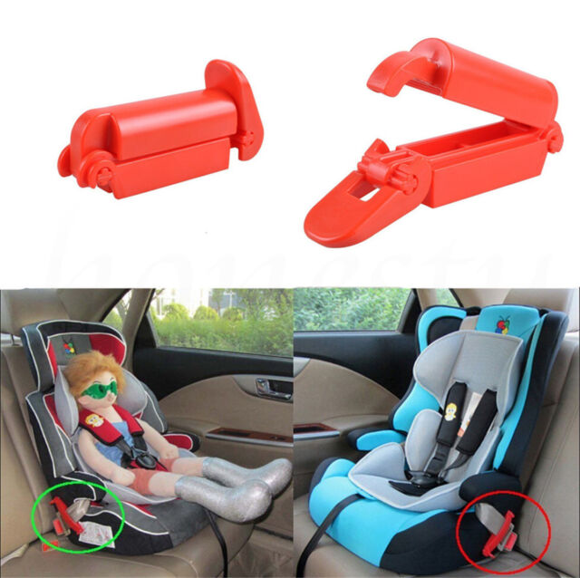 1 7pcs Baby Car Seat Safety Belt Buckle Child Toddler Strap Fixed ...