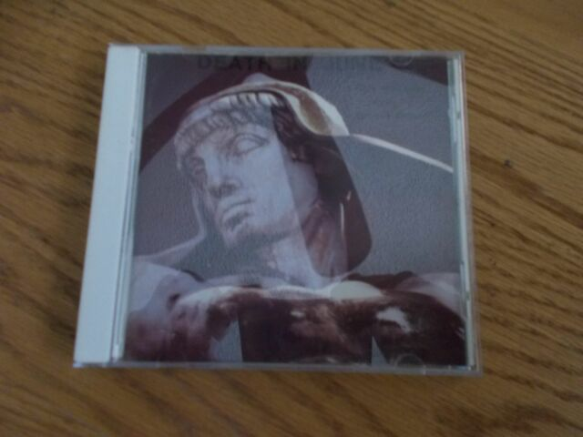 Death In June But What Ends When The Symbols Shatter 1st Gold Cd