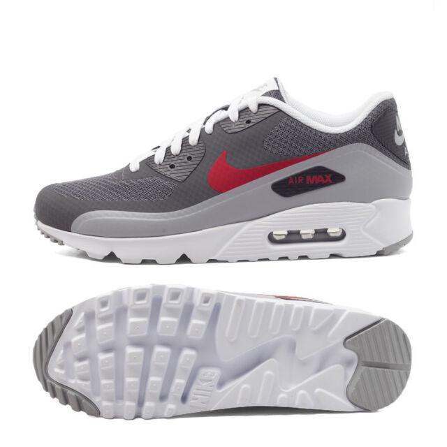 Menns Nike Hvit Air Max 90 Ebay zZgxEaj5E