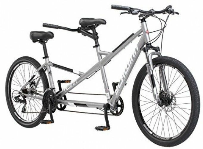 20 Aluminum Schwinn Twinn Double Seat Tandem Bicycle With 21
