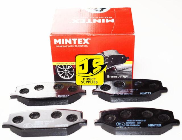 BRAND NEW MINTEX BRAKE PADS SET MDB1318
