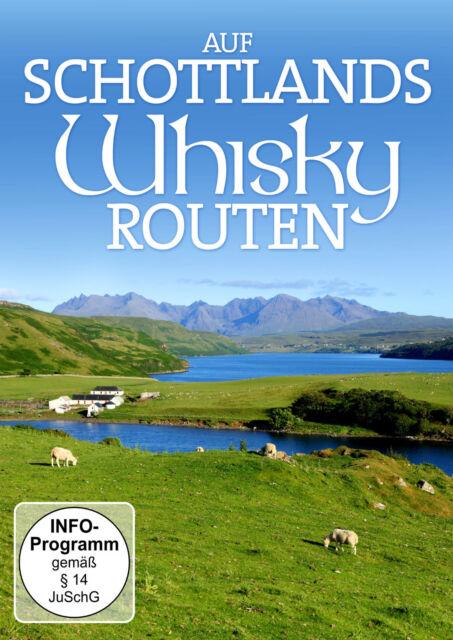 DVD Auf Schottlands Whisky-Routen von Expedition Schottland
