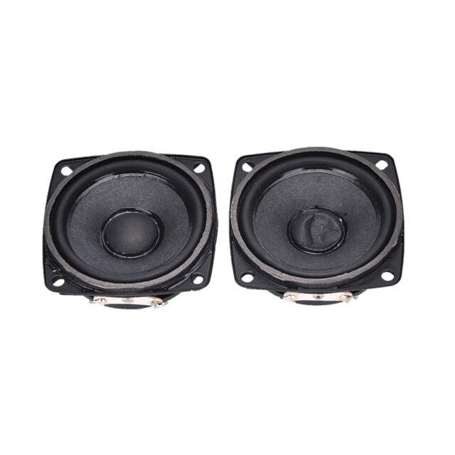 New Neodymium magnet 8Ohm 8Ω 10W Full-range Audio Speaker Loudspeaker FO
