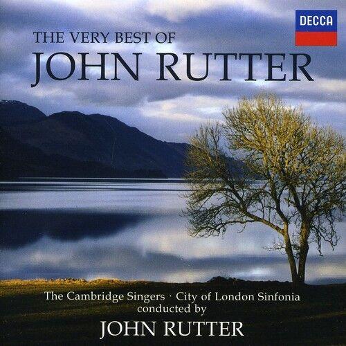 John Rutter - Very Best of John Rutter [New CD] UK - Import