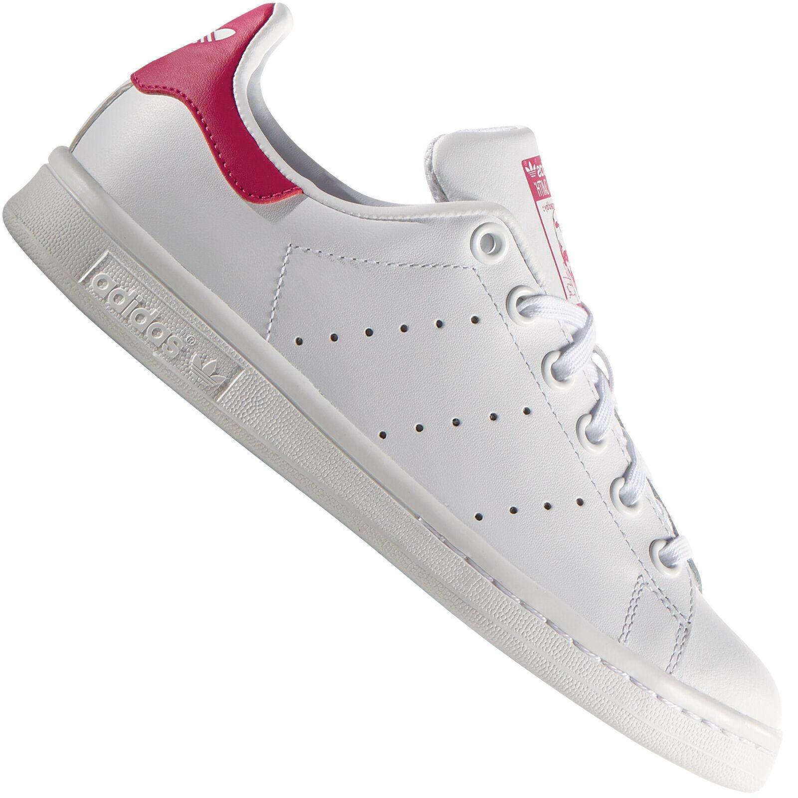 le scarpe da ginnastica adidas / junior originali stan smith b32703 5