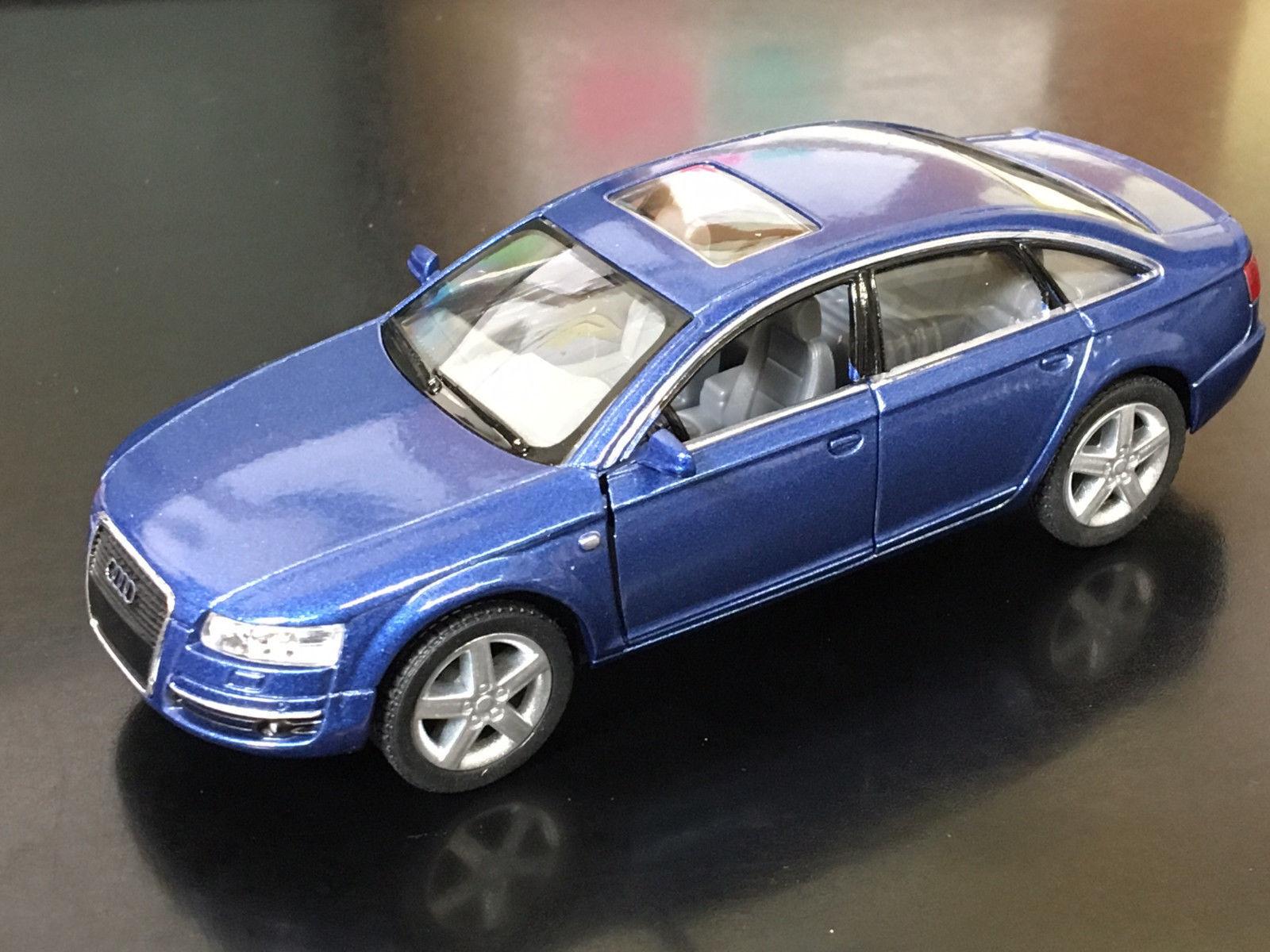 PC Set Kinsmart AUDI A Diecast Model Toy Car Scale Pull - Audi lowest model price