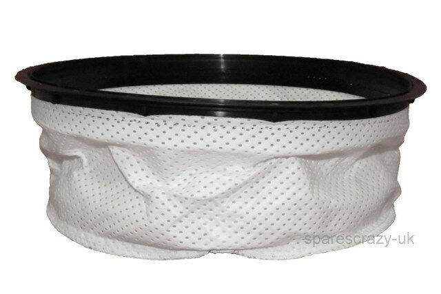 Numatic Henry Tritex 305mm Cloth Filter to fit Henry Hetty George
