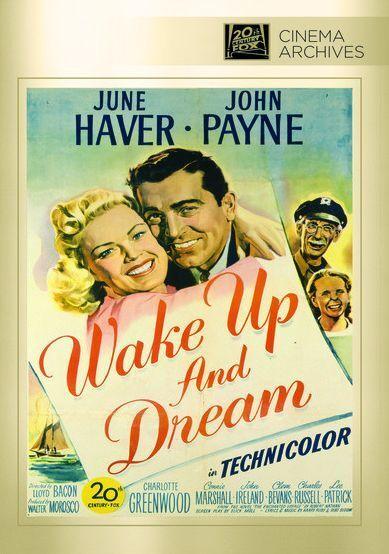 Wake Up & Dream - Region Free DVD - Sealed