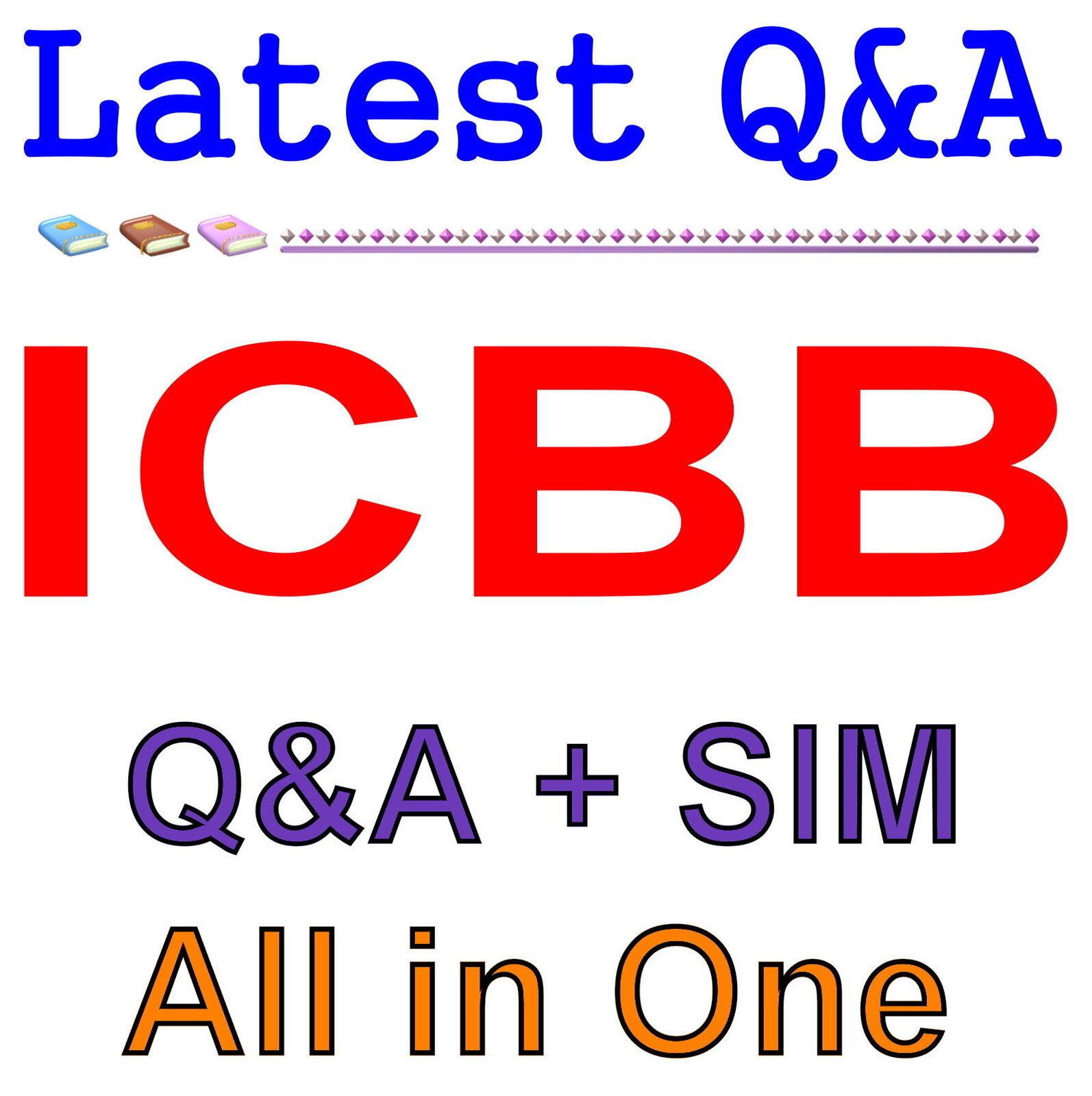 Iassc certified lean six sigma black belt icbb exam qa pdf sim ebay picture 1 of 1 xflitez Choice Image