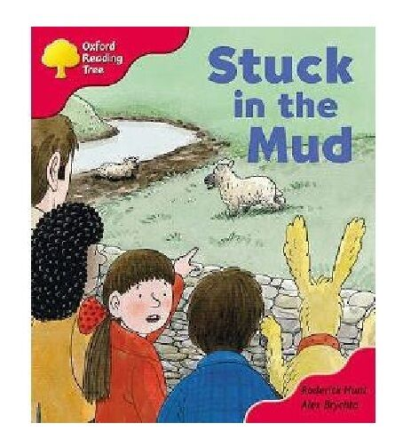 OXFORD READING TREE __ STUCK IN THE MUD __ BRAND NEW PAPERBACK__ FREPOST UK