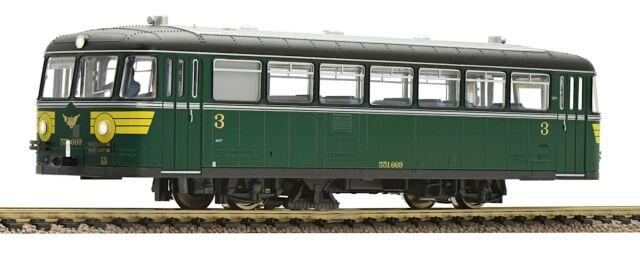"""Fleischmann 440502 H0 Schienenbus 551 ex VT95 AMFT  """"NEU"""""""