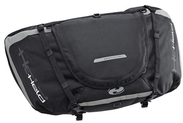 Held Livigno Hecktasche schwarz 45 Liter Volumen Reisegepäck für Motorrad