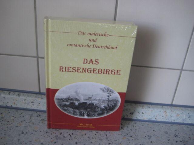 """""""Das Riesengebirge"""" Das malerische und romantische Deutschland"""