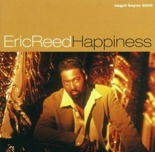 Eric Reed - Happiness [CD]