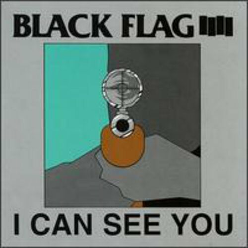 Black Flag - I Can See You [New Vinyl]