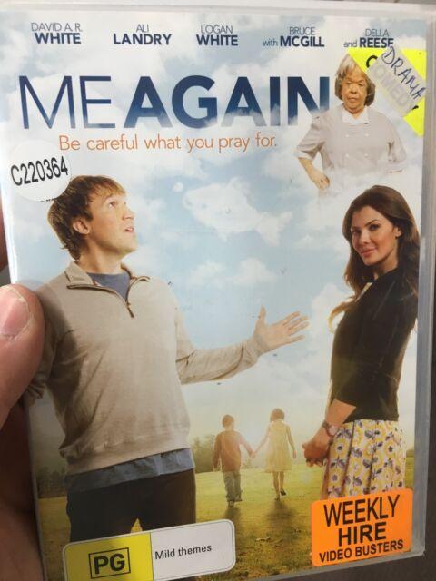 Me Again ex-rental region 4 DVD (2012 drama movie)