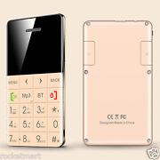 Qmart AIEK Q5 Ultra Thin Mini mobile phone Low Ra...