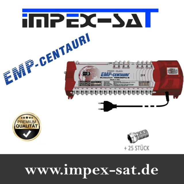 EMP Multischalter 9/16 Profi Clas