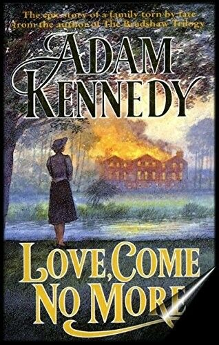 New, Love, Come No More, Kennedy, Adam, Book